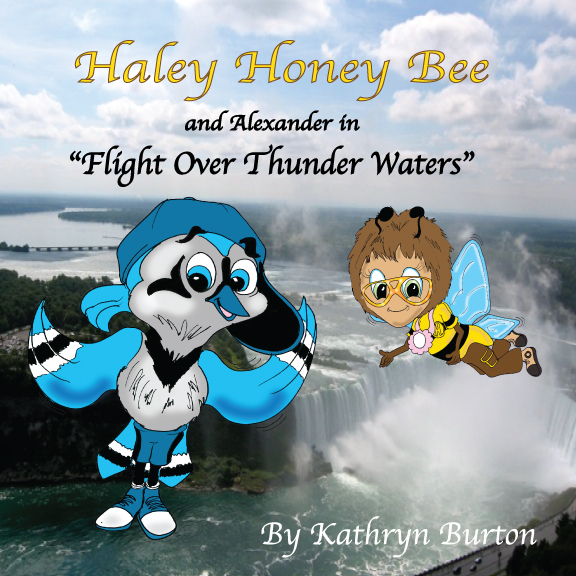Haley Honey Bee-Flight Over Thunder Waters