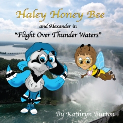 Haley Honey Bee-Flight Over Thunder Waters